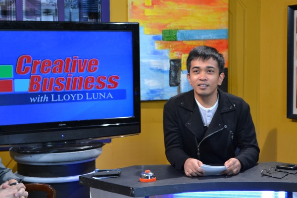 Motivational Filipino Television Host