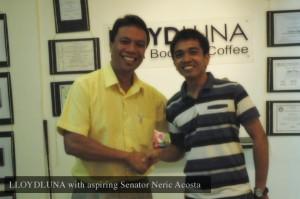 Motivational Speaker meets Teacher Neric Acosta