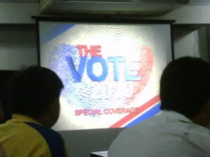 The Vote 2010 by Global News Network