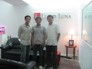 Professional Speaker Association of the Philippines new members Fritz Von Capulong and Atty. Kris Ablan
