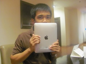 iPad owner review in Manila, Philippines