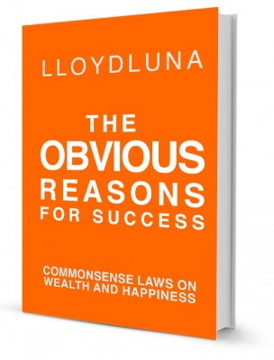 The Obvious Reasons for Success by Lloyd Luna