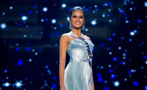 Ms. Philippines Janine Tugonon is Ms. Universe 2012 First Runner-up.