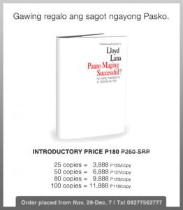 Gawing Regalo Ang Sagot Ngayong Pasko