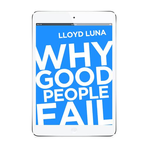 Why Good People Fail eBook