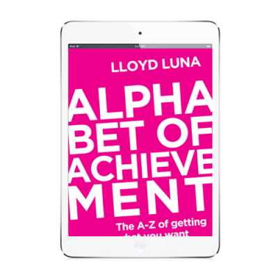 alphabet of achievement eBook