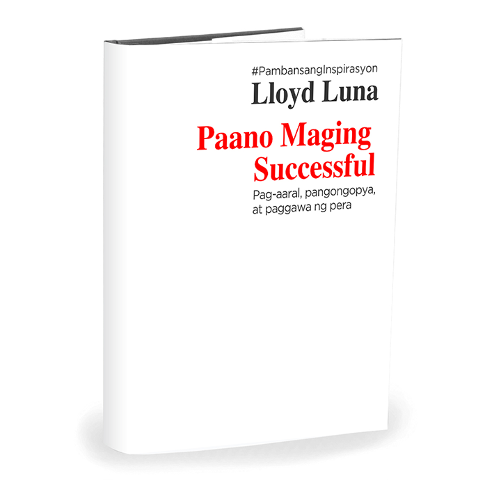 Paano Maging Successful Motivational Book by Lloyd Luna