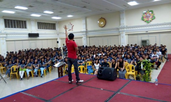 Filipino Motivational Speaker in the Philippines