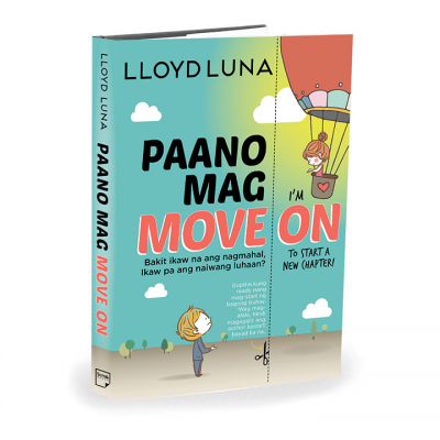 Paano Mag Move On Motivational Book by Lloyd Luna